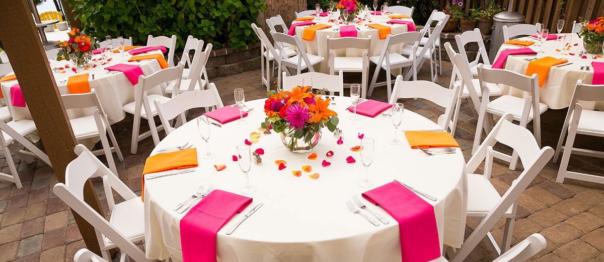 The Latest In Wedding Colors And Decor For Rentals Premier Bride