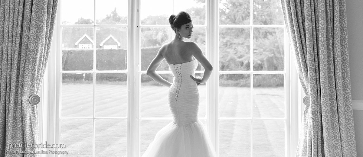 Wedding Fashion Reminiscent of \