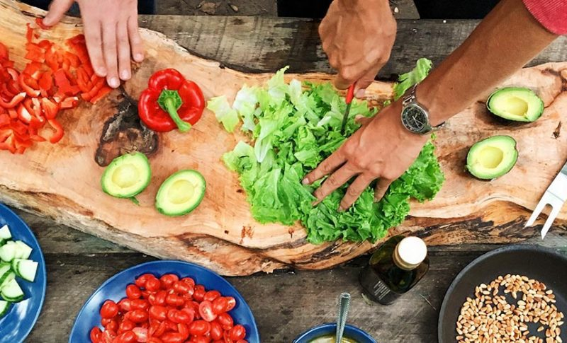 Cooking Classes as a Gift