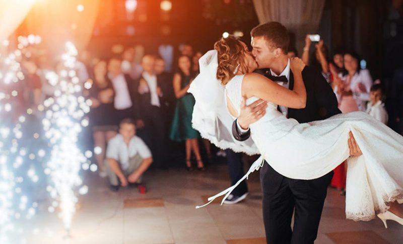 Wedding Reception Music Band or DJ