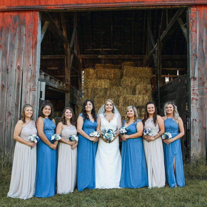 Alternate it Bridesmaid Gowns
