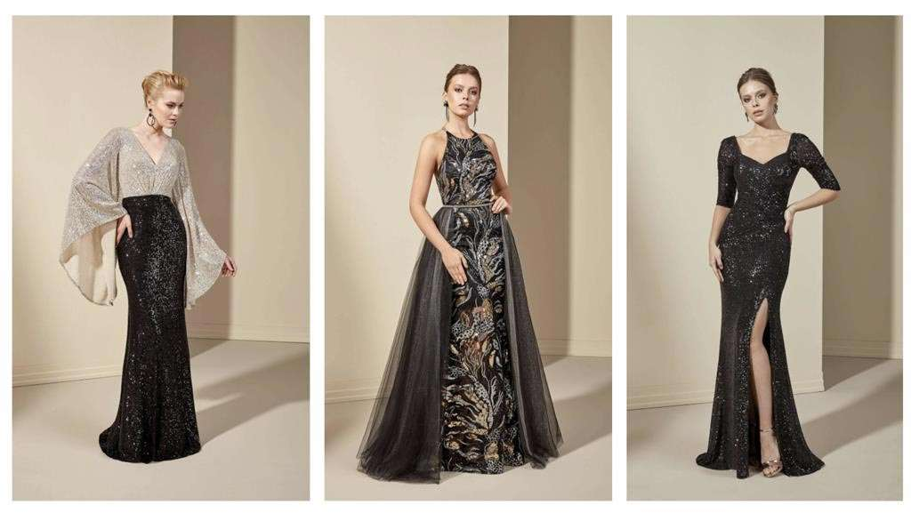 Evening Gowns for the Bride's Mom