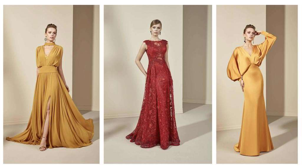Gowns for Mom